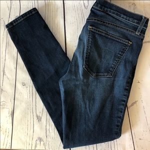 Current Elliott The Ankle Skinny size 30